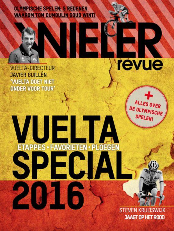 Wieler Revue Vuelta special 2016