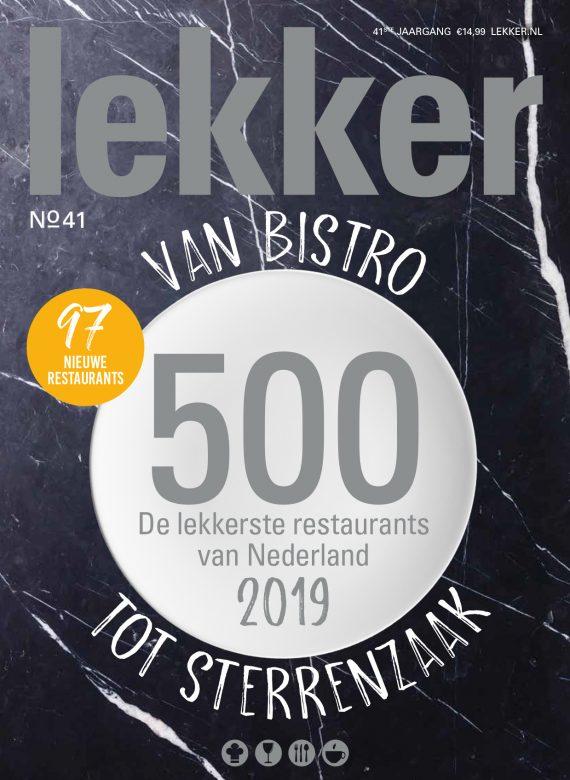 Cover Lekker500 2019