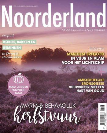 Afbeeldingsresultaat voor noorderland magazine nederland cover