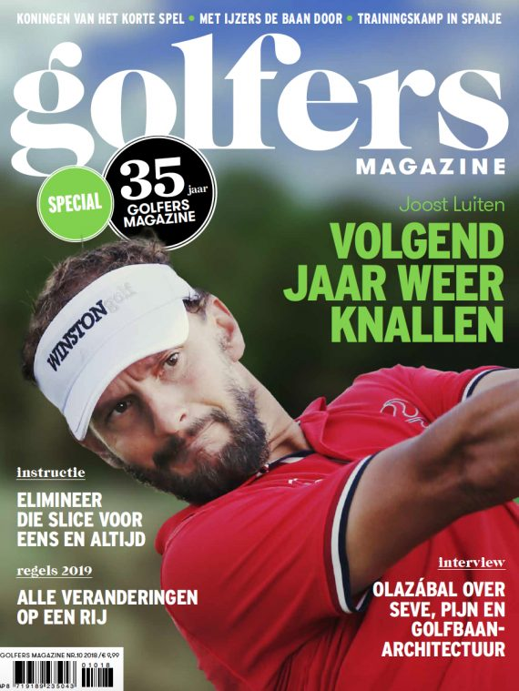 golfers magazine cover