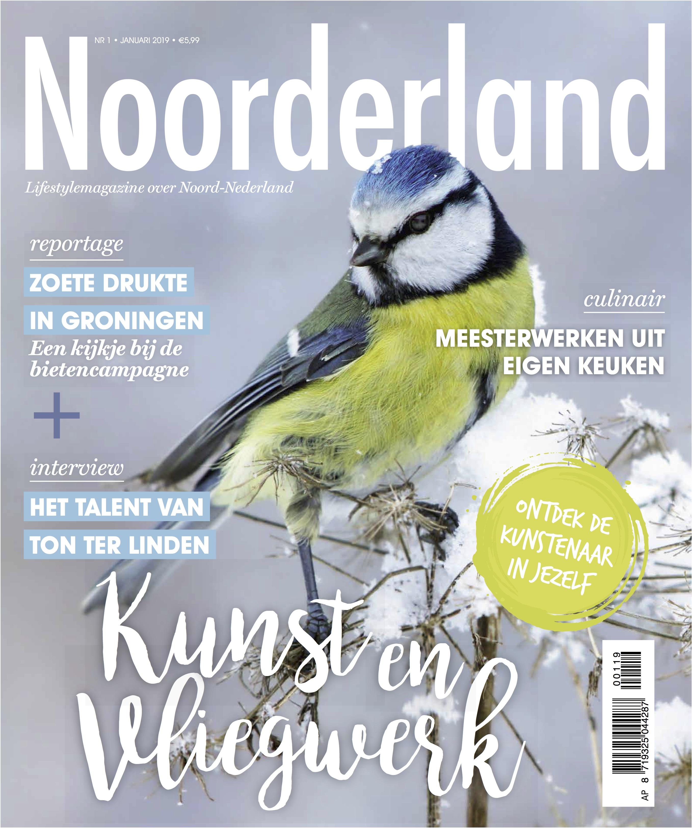 Noorderland 4 X Voor 15 Tijdschriftland