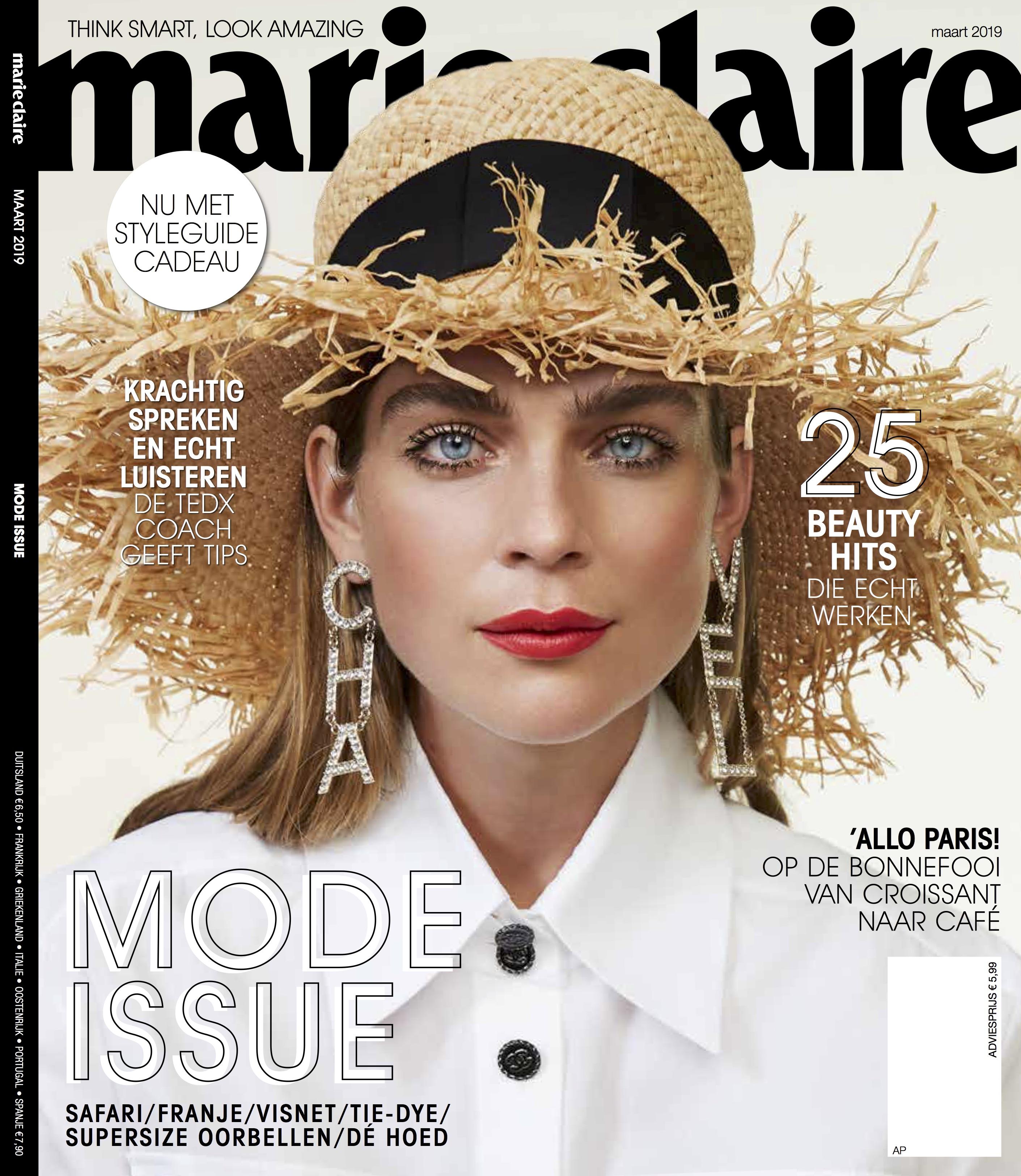Marie Claire 4 X Voor 15 Tijdschriftland